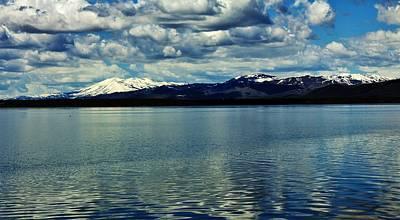 Photograph - Magic Of Idaho by Benjamin Yeager