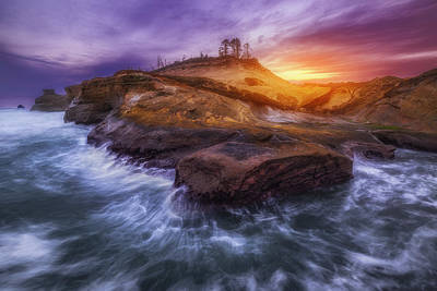 Photograph - Magic Of Kiwanda by Darren  White