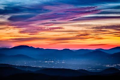Photograph - Magical Dawn by Rob Travis