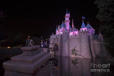Magical Disney Art Print