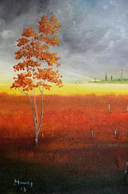 Magical Field Original by Alicia Maury