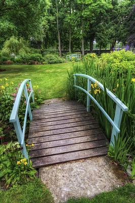 Photograph - Magical Garden by Ian Mitchell