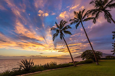 Photograph - Magical Hawaiian Sky by Pierre Leclerc Photography