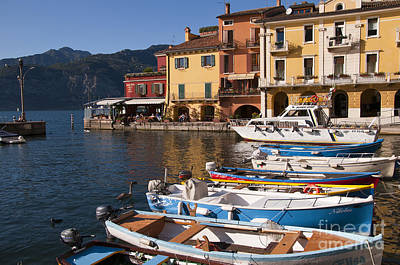 Photograph - The Magic Of The Italian Lakes by Brenda Kean