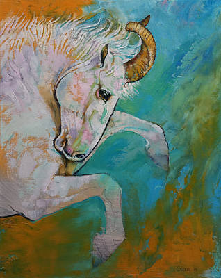 Magical Art Print by Michael Creese