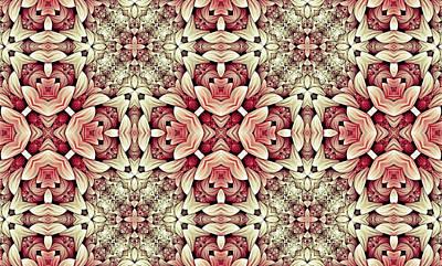 Philosophical Mixed Media - Magical Spring by Georgiana Romanovna