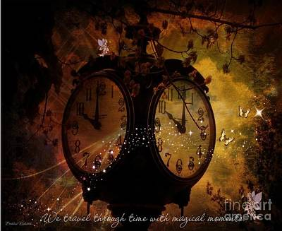 Photograph - Magical Time by Bobbee Rickard