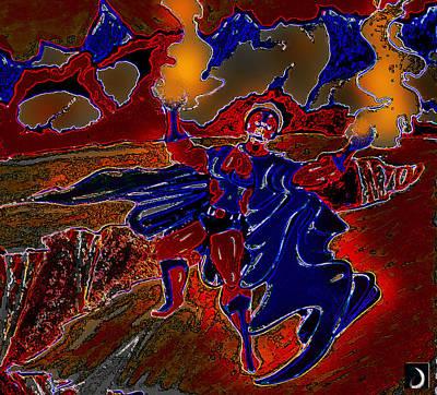 Magneto  Art Print by Jazzboy