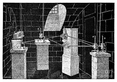 Magnetograph, 19th Century Art Print by Spl