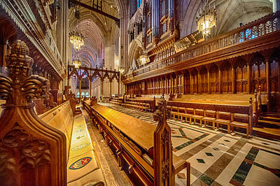 Photograph - Magnificent Cathedral I by Ray Warren