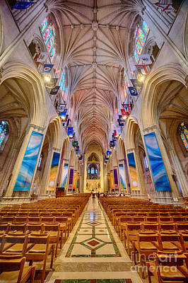 Magnificent Cathedral II Art Print