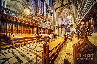 Photograph - Magnificent Cathedral Ir  by Ray Warren