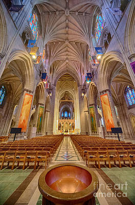 Photograph - Magnificent Cathedral V by Ray Warren