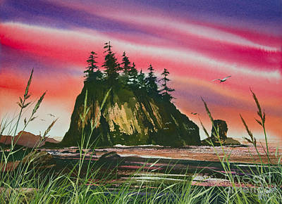 Magnificent Coast Art Print