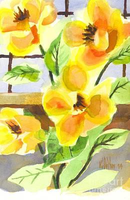 Magnificent Magnolias  Original by Kip DeVore