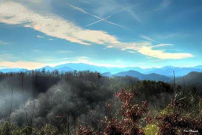 Photograph - Magnificent Smoky Mountains by Debra Forand