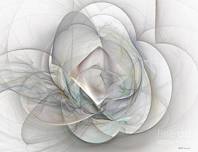 Magnolia Jazz Art Print by Elizabeth McTaggart