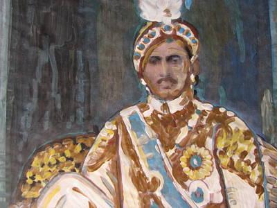 Maharaja Jai Singh Art Print