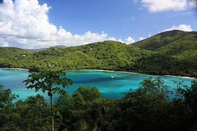 Photograph - Maho Bay by Heather Green