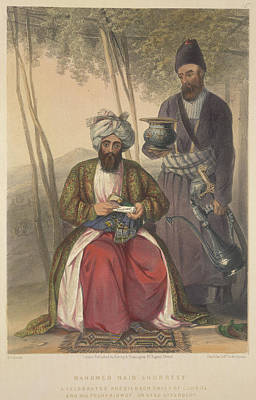 Afghanistan Photograph - Mahomed Naib Surreef by British Library