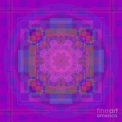 Digital Art - Maia 2013 by Kathryn Strick