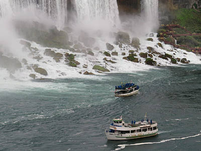Photograph - Maid Of The Mist 03 by Cindy Haggerty