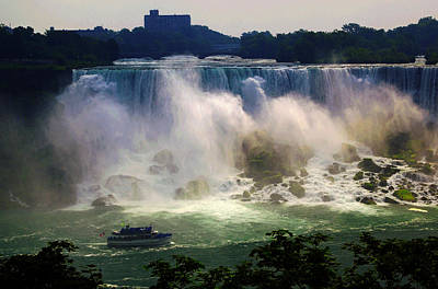 Photograph - Maid Of The Mist by Bob Pardue