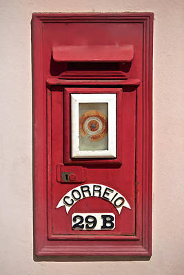 Mail Box 29b Art Print