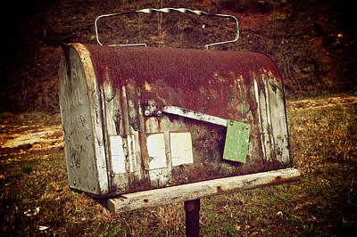 Mail Box Photograph - Mail by Brandon Addis