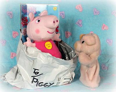 Mail Order Bride Art Print by Piggy