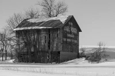 Mail Pouch Barn Photograph - Mail Pouch Barn by John McGraw