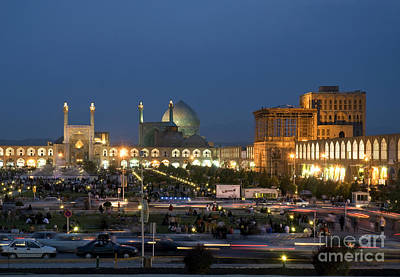 Michael Jackson - Main Square Esfahan Isfahan Iran by JM Travel Photography