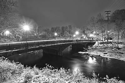 Photograph - Main Street Bridge by Dana Sohr