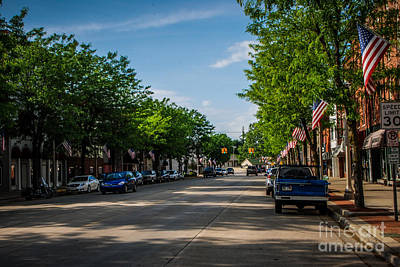 Photograph - Main Street Usa by Grace Grogan