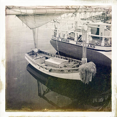 Photograph - Maine 2014 Iphone 001 by Mikael Carstanjen