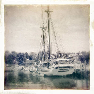 Photograph - Maine 2014 Iphone 002 by Mikael Carstanjen