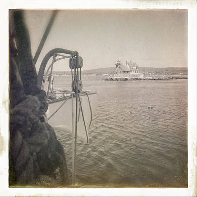 Photograph - Maine 2014 Iphone 012 by Mikael Carstanjen
