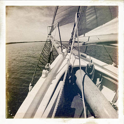 Photograph - Maine 2014 Iphone 015 by Mikael Carstanjen