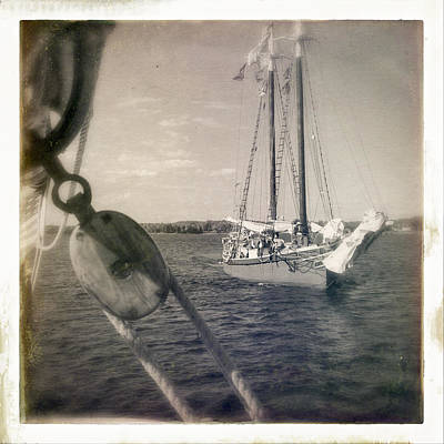 Photograph - Maine 2014 Iphone 021 by Mikael Carstanjen