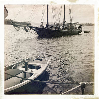 Photograph - Maine 2014 Iphone 023 by Mikael Carstanjen