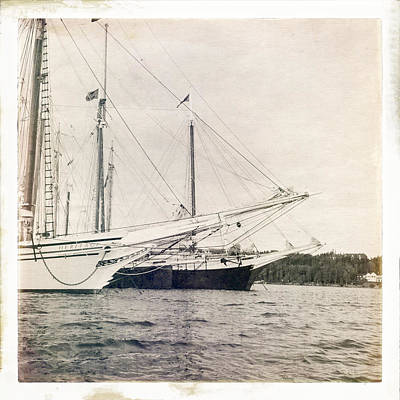 Photograph - Maine 2014 Iphone 036 by Mikael Carstanjen
