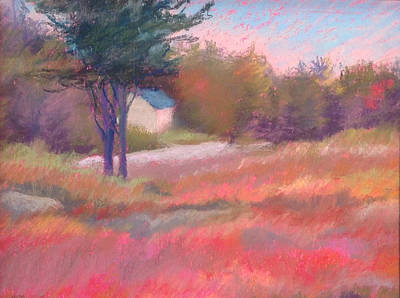 Maine Landscapes Painting - Maine by Marion Corbin Mayer
