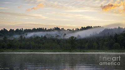 Photograph - Maine Sunrise by Steven Ralser