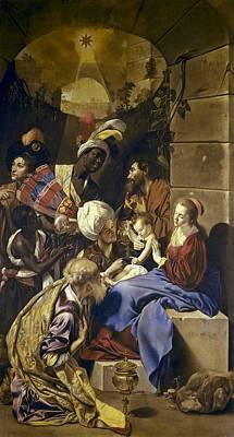 Maino, Juan Bautista 1578-1649 Art Print