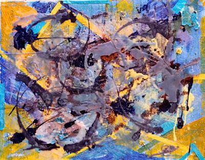 Painting - Maize by Marita Esteva