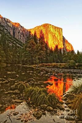 Yosemite Np Photograph - Majestic El Capitan by Scott Cameron