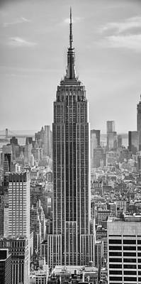 Photograph - Majestic Empire State by Chris McKenna