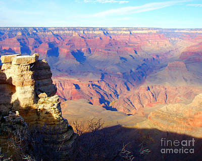 Photograph - Majestic Grand Canyon by Janice Sakry