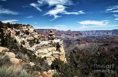 Photograph - Majestic Grand Canyon by John Rizzuto