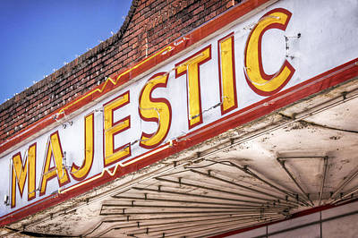 Photograph - Majestic Neon by David and Carol Kelly